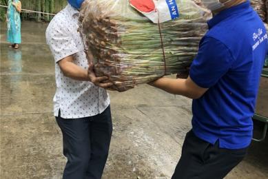 70 tấn nông sản và hàng vạn sự sẻ chia chí tình..