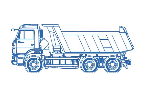 Xe tải tự đổ (Xe ben)