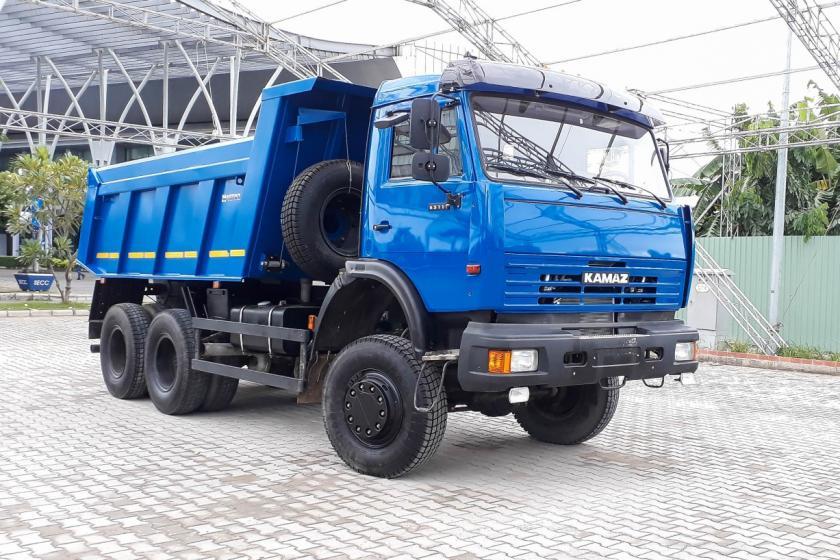 XE BEN KAMAZ 65111 (6x6)