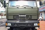 XE TẢI THÙNG KAMAZ 43253 (4x2)