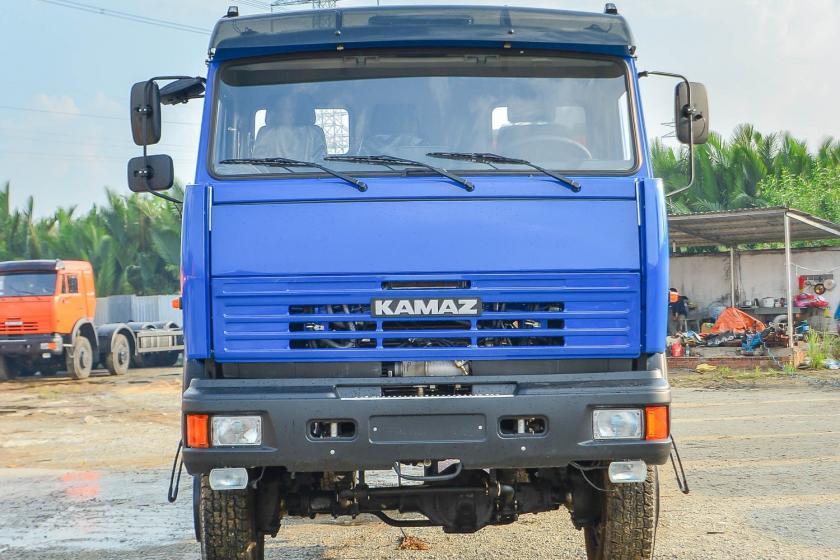 XE CƠ SỞ KAMAZ 53228 (6x6)