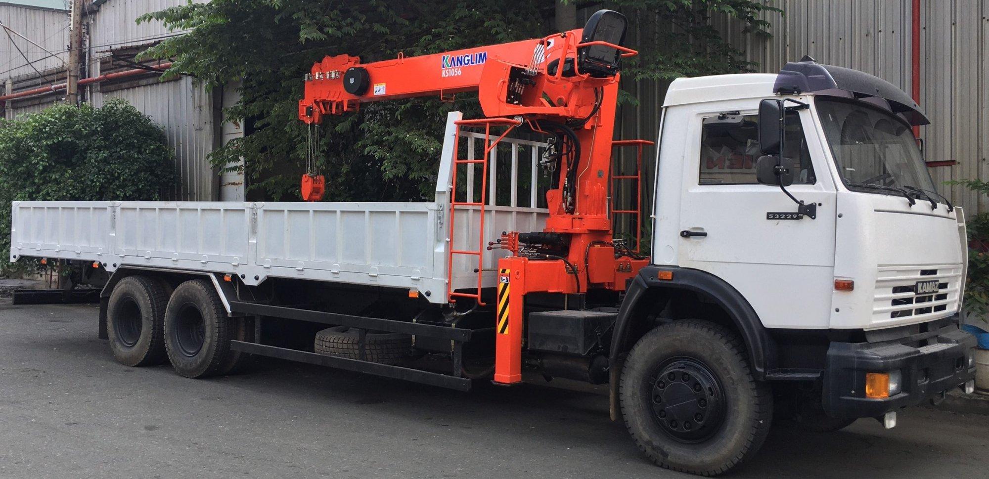 xe cẩu 53229 kanglim 5 tấn